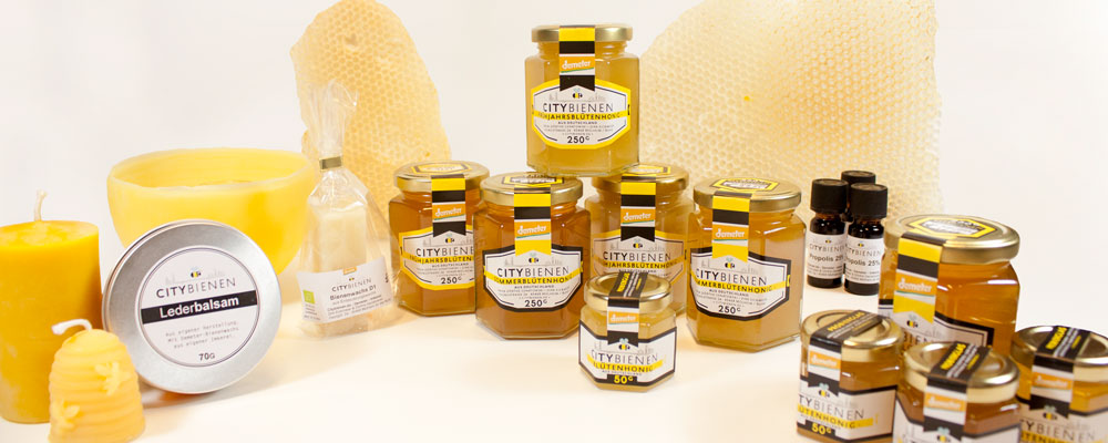 Honig & Imkerei-Produkte