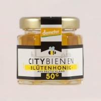 50g CityBienen.de Demeter Honig Probierglas