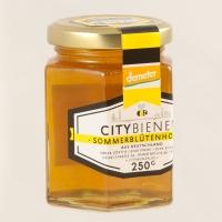 250g CityBienen.de Demeter Sommerblüten-Honig